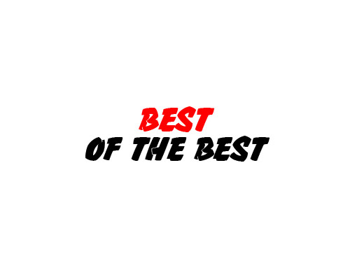 Best of the Best Characters logo