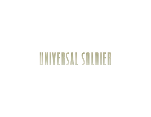 Universal Soldier Characters logo